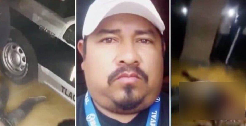 Lo confunden con secuestrador y le prenden fuego a empleado de cablera en Puebla
