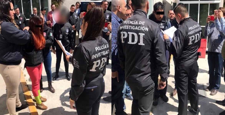 Giran órdenes de aprehensión contra feminicidas de Fátima; van al reclusorio