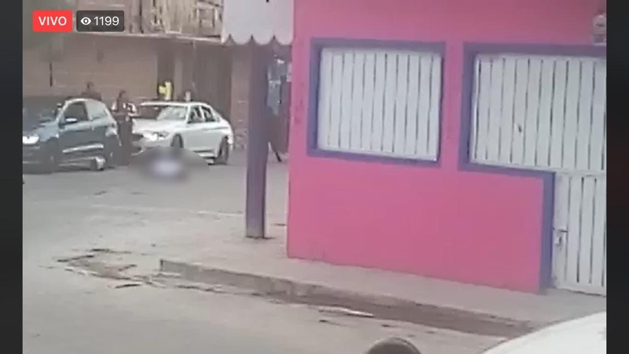 Cuatro muertos en balacera en la 3 de Mayo, de Emiliano Zapata, Morelos