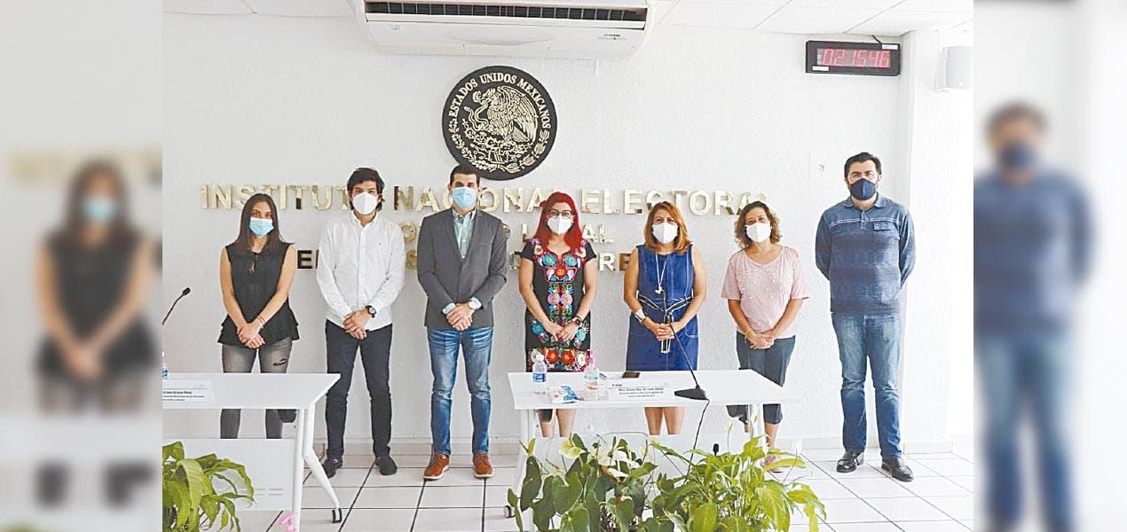 Buscan Impajoven e INE fomentar cultura democrática en Morelos