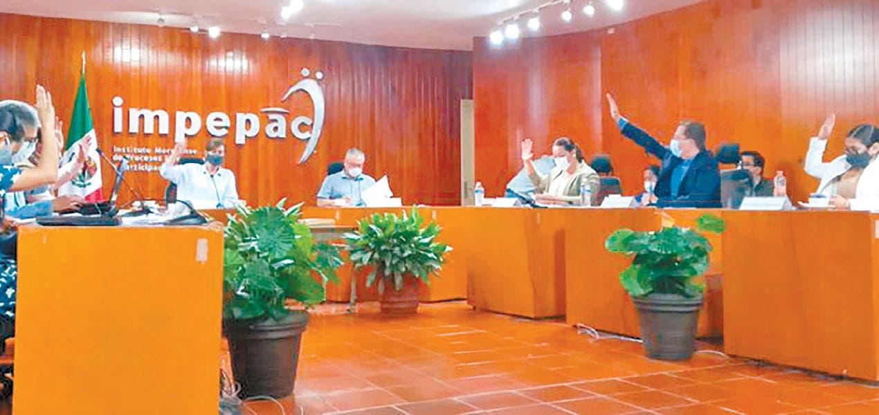 Declara Impepac validez de elecciones municipales y...