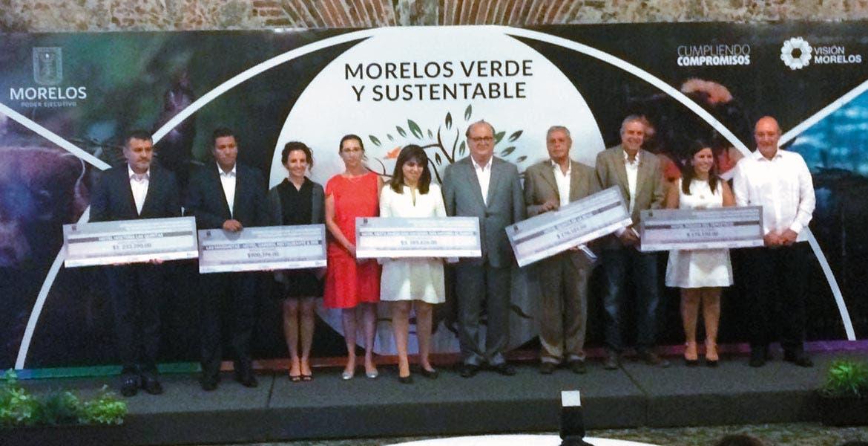 Invitación. El Gobernador Graco Ramírez pidió que más empresarios se sumen a la causa sustentable, con la finalidad de reducir el uso de combustibles fósiles.