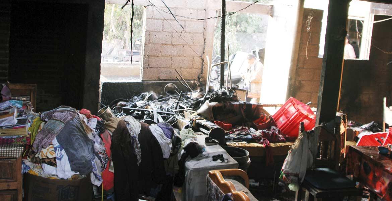 Siniestros. Jesús Reyes Salinas señaló que en lo que va del año han aumentado los incendios en comparación con el 2016.