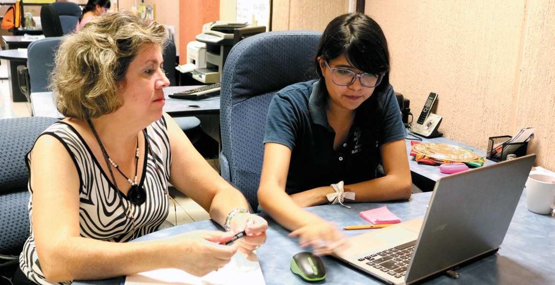 El proceso de maduración en la incubadora de empresas de la UTEZ tiene una duración de 40 horas, cuatro horas semanales durante diez semanas.