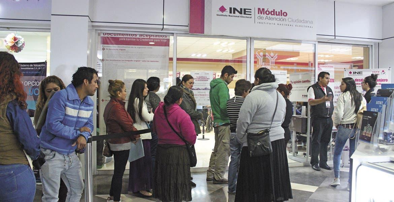 Ine Cierra Módulo De Avenida Morelos Diario De Morelos
