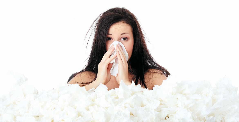 La temporada de influenza comenzó en octubre; personas con fiebre, dolor de cabeza y tos, deben evitar ir al trabajo y a lugares públicos hasta que desaparezca la fiebre