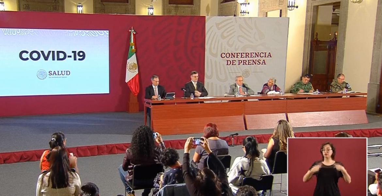 Suben a 28 las muertes por COVID en México