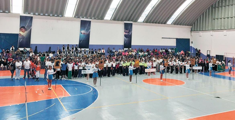 Escenario. La unidad deportiva Centenario de la capital morelense fue utilizada para las competencias.