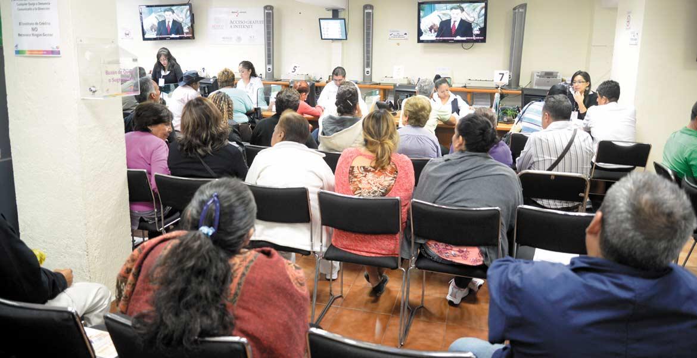 Aviso. Las modificaciones sólo serán para la sede de la capital morelense, pues las delegaciones ubicados en Cuautla y Jojutla atenderán de manera normal.