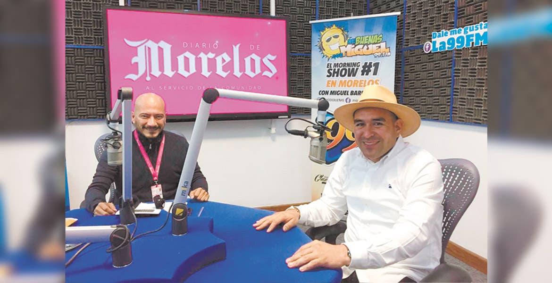 Invita Agustín Alonso a Novena Cabalgata de la Amistad en Yautepec - Diario de Morelos