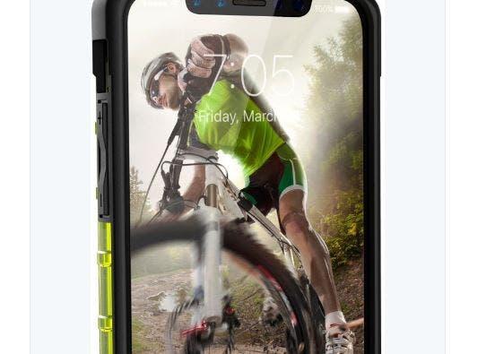 Una nueva filtración confirma el diseño frontal del iPhone 8