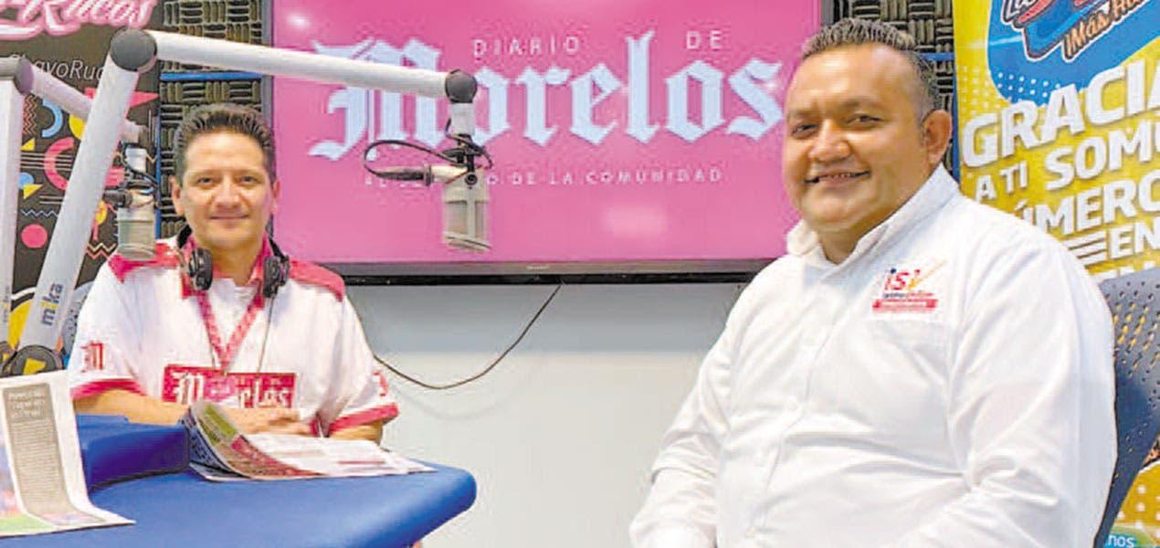 Isidro Uribe, candidato a alcalde de Zapata, impuls...