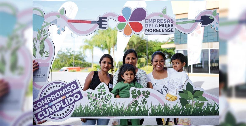 Impulso a mujeres. Este año se dio prioridad a las propuestas encabezadas por mujeres indígenas, con alguna discapacidad y migrantes retornadas.