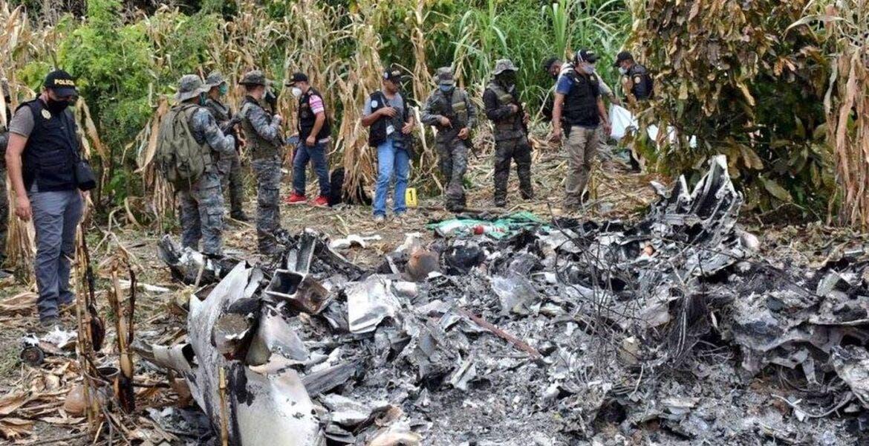 Duda Gobierno de Morelos que jet robado en el Mariano Matamoros sea el mismo que se estrelló en Guatemala