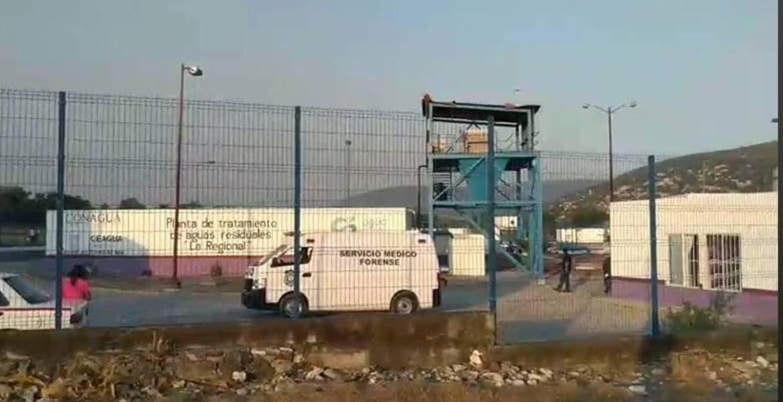 Mueren 2 hombres por intoxicación en planta de aguas residuales en Jojutla