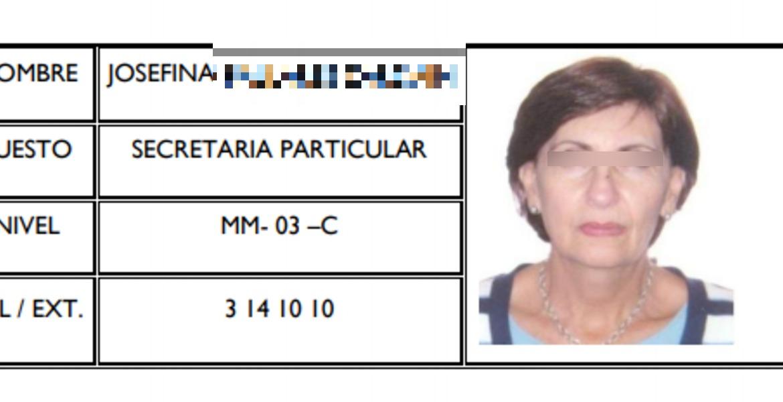 Imputan por pensión dorada a ex secretaria de Elena Cepeda en Morelos
