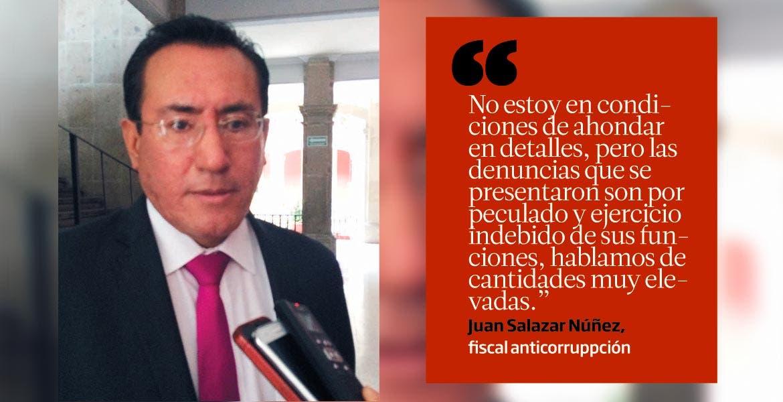 Juan Salazar Núñez, fiscal anticorruppción