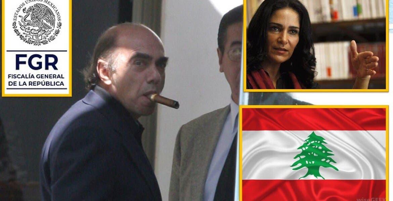 Ubican en el Líbano a Kamel Nacif; FGR pide su extradición