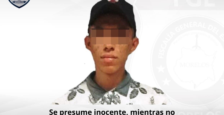 Cae sujeto que asaltó en junio local de telefonía en Las Palmas, Cuernavaca