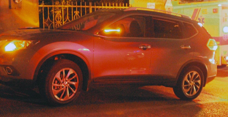 El incidente. Un joven resultó lesionado al ser impactada su camioneta por un vehículo en el kilómetro 84 de la carretera federal Cuernavaca-Acapulco.