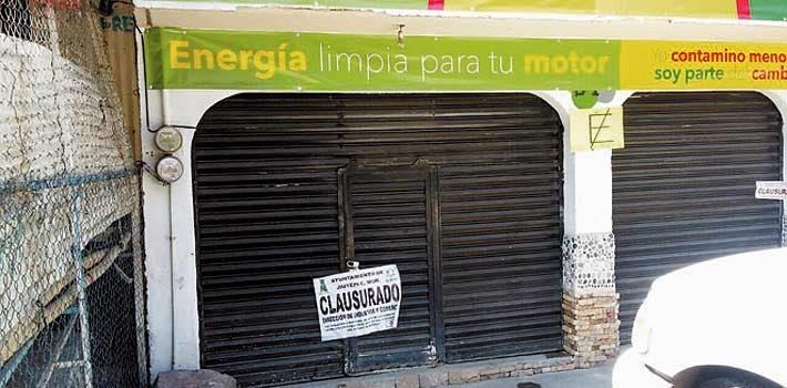 Acercamiento. De acuerdo con la autoridad, el dueño de la 'etanolinera' se ha acercado a las oficinas del Ayuntamiento de Jiutepec para asesorarse y poder reabrir el local para venta de biocombustible