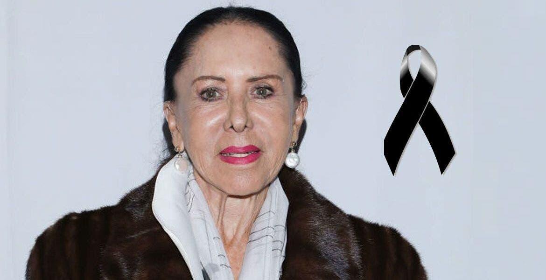 Muere la actriz Lilia Aragón, originaria de Cuautla, a los 82 años