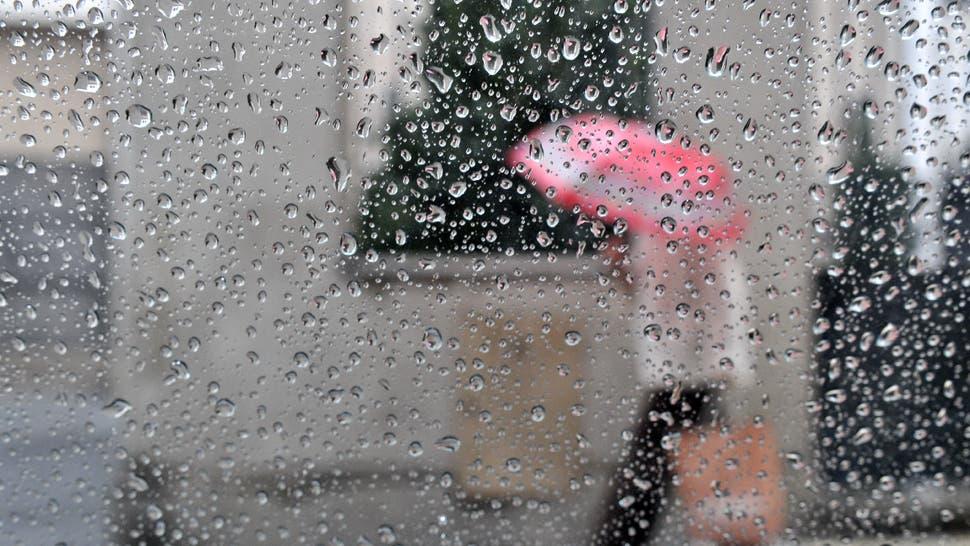 Se viene un fin de semana con lluvias y descenso de temperatura