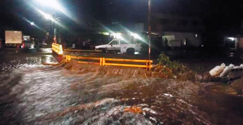 Informan. Autoridades de Protección Civil Estatal buscan prevenir inundaciones por lluvias como las registradas hace unos días en Yautepec y en Tlaquiltenango.