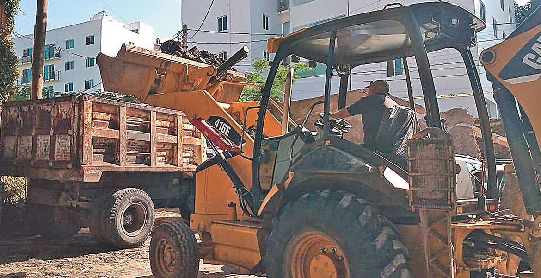 Refuerzan trabajos de limpieza tras lluvias en Morelos