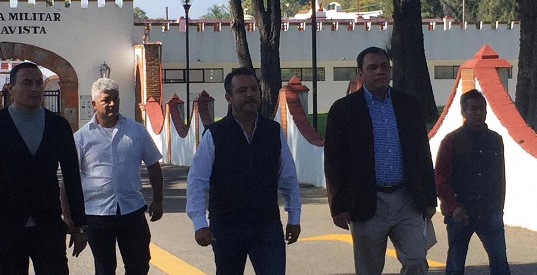 Convocan a alcalde de Cuernavaca a Mesa de Coordinación para la paz