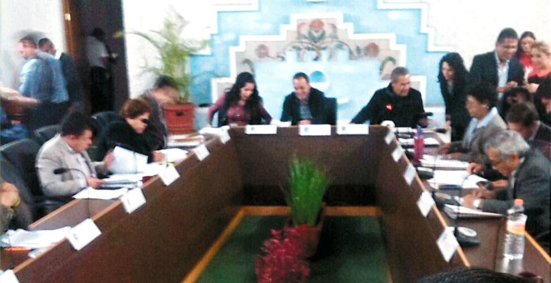 Votación. La propuesta fue aprobada por mayoría, con 14 votos a favor y dos en contra de las concejales Amelia Fernández y Karla Jaramillo.