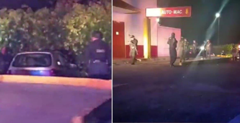 Matan a balazos a un sujeto afuera del McDonalds de El Polvorín, Cuernavaca