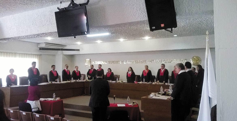 Consolidación. Este año se dará por concluida la implementación del nuevo sistema de justicia penal en la entidad morelense.