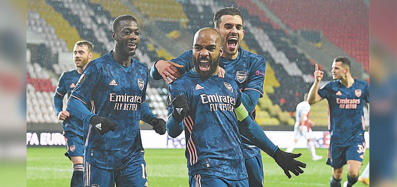 Definen Semifinales en Europa League