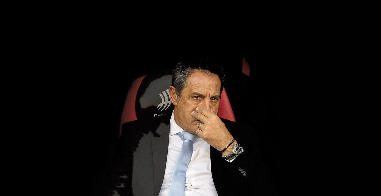 Pablo Marini. El DT argentino se va de los Camoteros a tres jornadas de que termine la fase regular