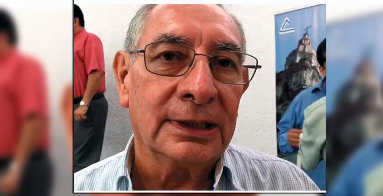 Mario García Ordóñez, presidente de la Apabam