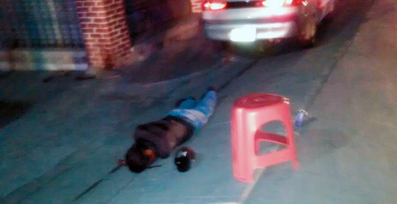 El ataque. Lorenzo Hernández y Efrén fueron asesinados a balazos presuntamente por tres sujetos armados en la colonia Vivianas.