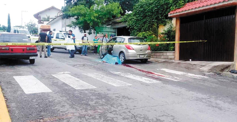 Ejecutan a secretario particular del alcalde de Mazatepec, amagado por 'Los Rojos'