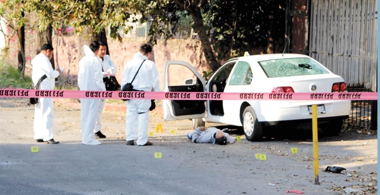 Crimen. José Eduardo fue asesinado a balazos, luego de que se enfrentara con escoltas del alcalde José Manuel Agüero Tovar, cuando pretendía despojarlos de un Jetta blanco.