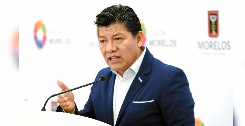 Diálogo. Matías Quiroz enfatizó que el Gobierno estatal mantiene un diálogo permanente con la UAEM, por medio de sus sindicatos, y en la interlocución están presentes SEP y Secretaría de Gobernación.