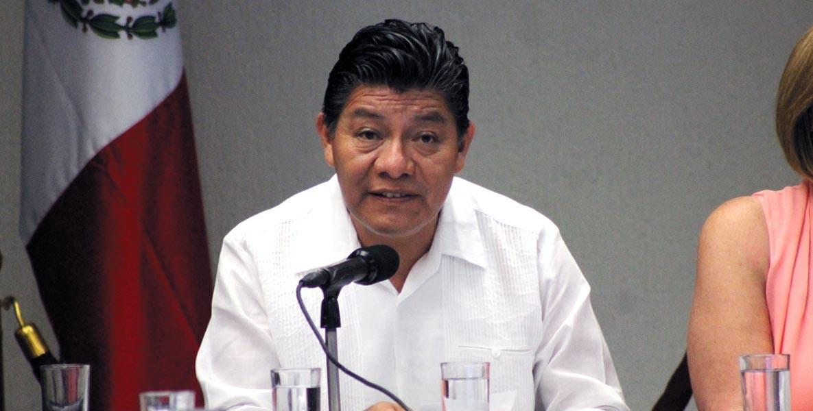 Reto. El secretario de Gobierno, Matías Quiroz, destaca que cada día hay una mayor demanda de que los gobiernos sean transparentes.