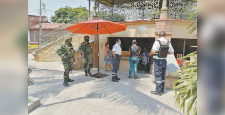 En Mazatepec, invitan autoridades a extender fecha de aislamiento por COVID-19