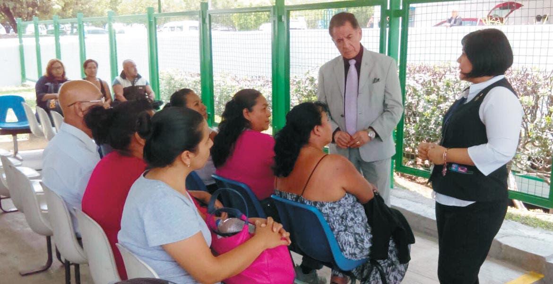 Beneficio. El área permitirá a familiares tener una espera cómoda; tuvo una inversión de 75 mil pesos.