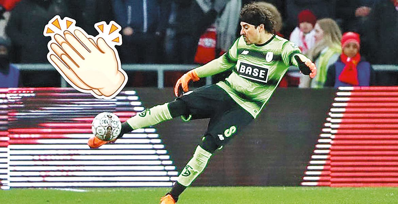 Standard obtiene agónico boleto a los playoffs en Bélgica
