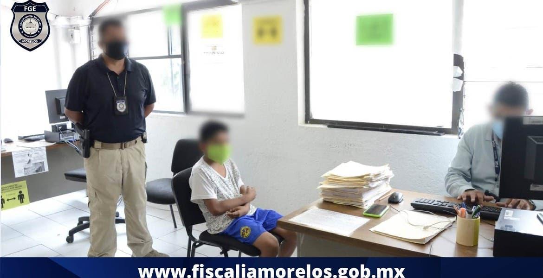 Localizan a un menor desaparecido en Morelos; andaba en casa de su tío