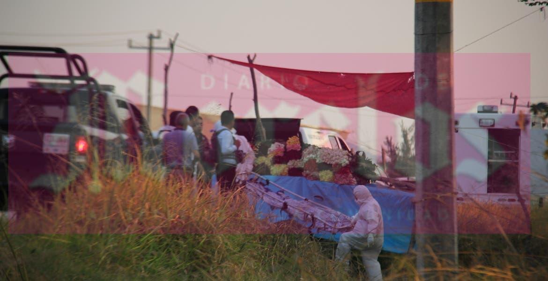 Niña encontrada muerta en Temixco sería hija de vendedores de rosas