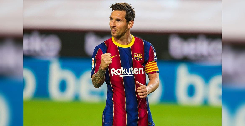 A 16 años del debut oficial de Messi