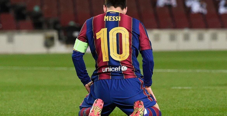 Deja Messi al Barcelona tras casi 18 años; lo pretenden PSG y Manchester City