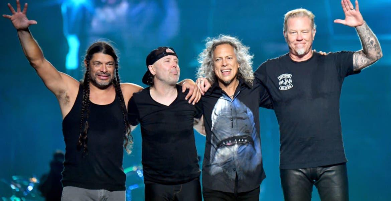 Prometen traer gratis a Reynosa a Metallica