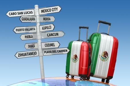 México ya es el octavo país más visitado del mundo